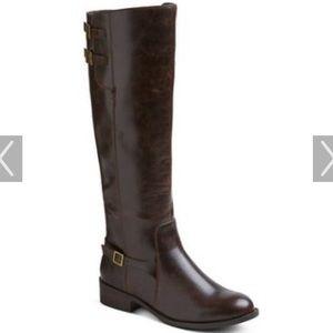Women's Mossimo  Marlo dark brown boots size 6.5
